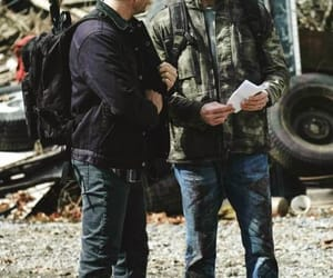 ackles, dean, and spn image