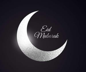 eid, eidmubarak, and eid-ul-fitre image