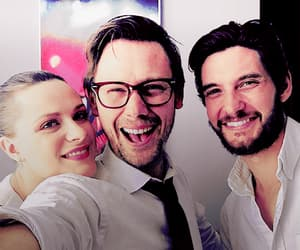 ben barnes, Evan Rachel Wood, and jimmi simpson image