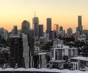 amazing, city, and sunset image
