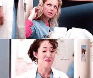 cristina yang, dr model, and izzie stevens image
