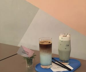 coffee, soft, and aesthetic image
