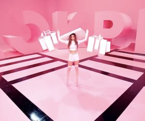 kpop, pink, and jennie image