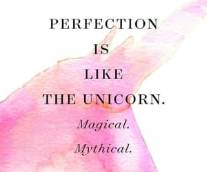 unicorn, pink, and quotes image