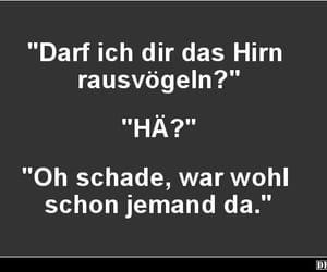 deutsch, humor, and witzig image