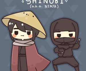 ninja, japanese, and japanese words image