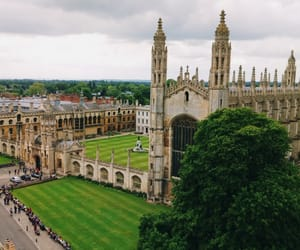 england, cambridge, and cities image