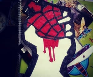 draw, american idiot, and green day image