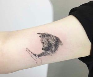 small and tatoo image