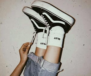 vans, style, and alternative image