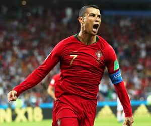 football, Ronaldo, and russia image