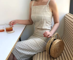 asian fashion, asian girls, and bag image