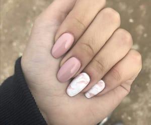 nails, ❣, and 💕 image