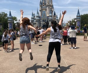 best friend, bff, and disney image