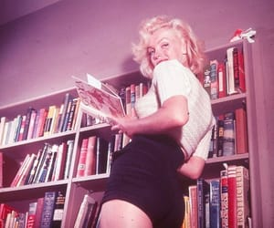 90s, books, and girl image