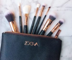 makeup, chic, and cosmetics image