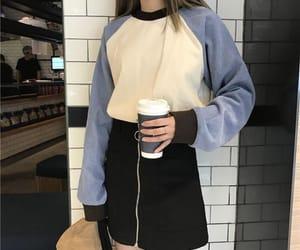 fashion, clothing, and kfashion image
