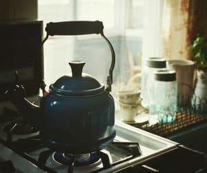 home, tea, and vintage image