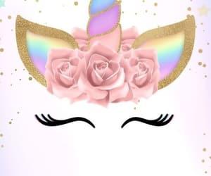 background and unicorn image