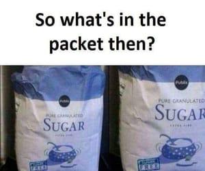 funny, nonsense, and no sugar image