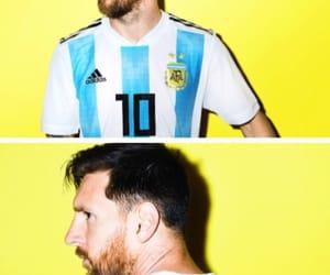 argentina, futbol, and leo messi image
