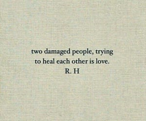 quotes, love, and heal image