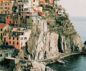 aesthetic, italian, and landscapes image