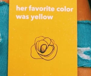 yellow, book, and poetry image