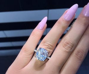 accessories, engagement, and ring image