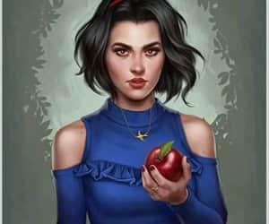 apple, modern, and art image