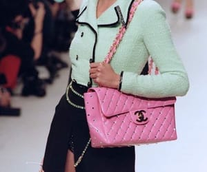 chanel, outfit, and chic image