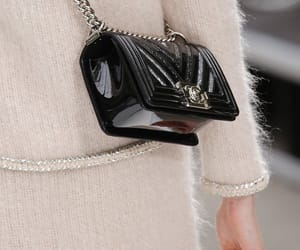 bag, chic, and chanel image