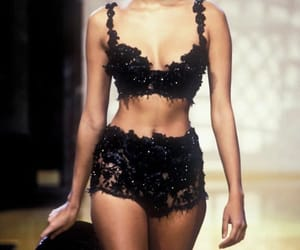 90s, Christian Dior, and runway image