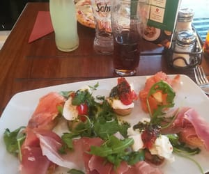 food, italia, and lunch image
