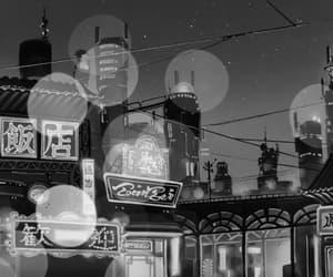 gif, anime, and city image