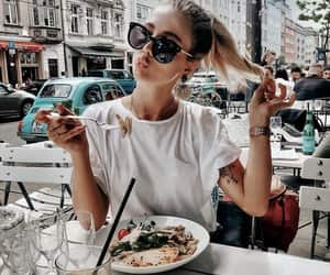 fashion, food, and cafe image