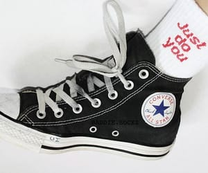aesthetic, chuck taylor, and converse image