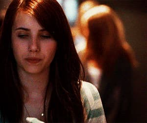 brunette, emma roberts, and character inspiration image