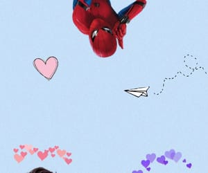 background, holland, and Marvel image