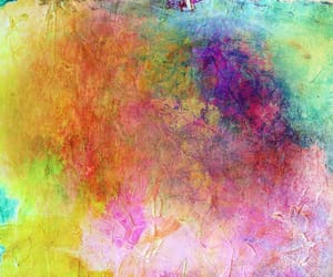 abstract, artwork, and colorful image