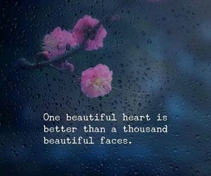 beautiful, faces, and heart image