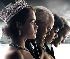 cast, crown, and series image