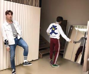 johnny, idol, and korean image