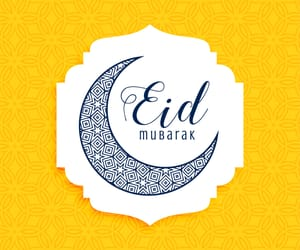 celebration, eid, and eid mubarak image