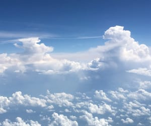 clouds, skies, and travel image