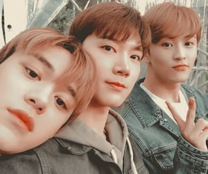nct, lucas, and ten image