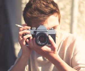 boy, guy, and photo image