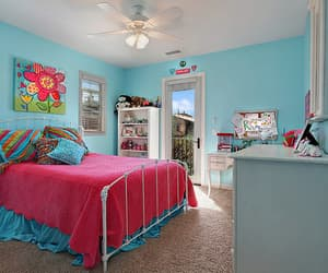 blue, indie, and room image
