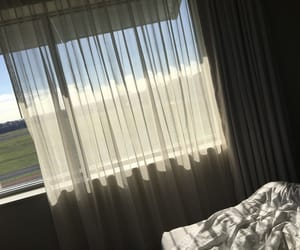 aesthetic, morning, and window view image