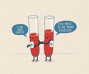 blood, funny, and positive image